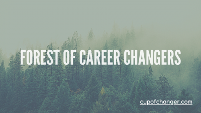 The forest of career changers